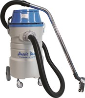 Aussie Pumps VC83 Jumbo Wet & Dry Industrial Vacuum Cleaner with 50mm accessories