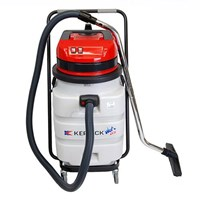 Kerrick VH623PL/P Pump-Out Wet Industrial Vacuum Cleaner with Pump