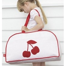 Cherry Overnight Bag