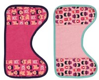 Pop-in Burp Cloths 2 Pack