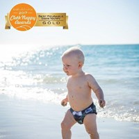 OSFM Swim Nappy by Baby Beehinds