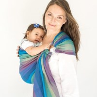 Hug-a-bub Organic Traditional Ring Sling