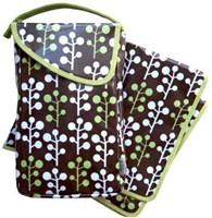 JJ Cole Collection Nappy and Wipes Travel Pod