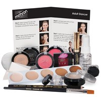 Mehron, Dancer's Premium Makeup Kit, DUE MARCH 2014 (Pre-orders taken Now)