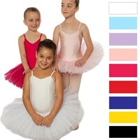 Girls Princess Line Tutu, (Budget Range), 12 Colours