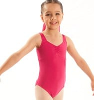 Energetiks Panel Thick Strap Leotard, CL69