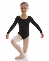 Energetiks Long Sleeve Leotard, Childs, CL03