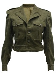 WW2 Wool Ladies Cropped Jacket