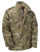 M65 Military Field Jacket- Multi-Cam