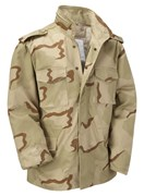 M65 Military Field Jacket- US Tri-Desert