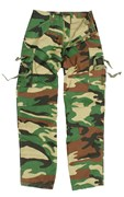 US M65 Army Trouser - Woodland
