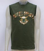 US Muscle Fit Tank Top- DELTA FORCE