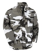 Kid Combat Jacket Urban