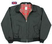 Classic Harrington Jacket Black