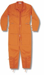 Continental Flight Suit Orange