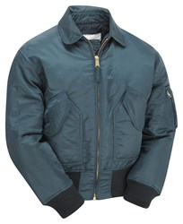 Concord CWU MA-2 Cold Weather Flyers Jacket- Petrol Blue