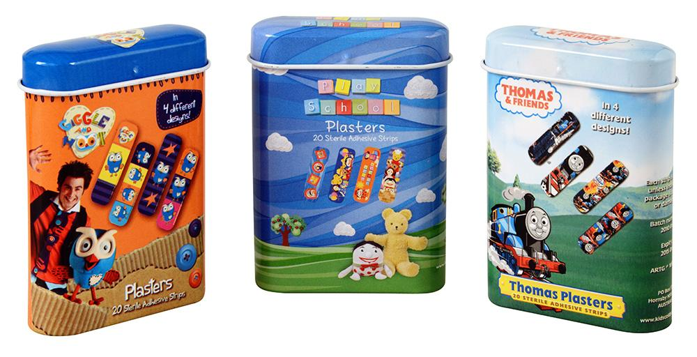 Thomas Bandaids Playschool Bandaids Thomas