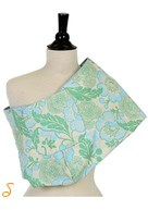Peanut Shell - Serendipity Range Reversible - Window Shopping - 100% Cotton - 1 Large Left!