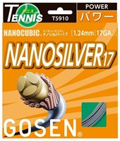 GOSEN NANOSILVER 17 Tennis Strings