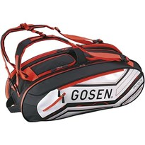 GOSEN BA16PR4 Pro 4pc Tennis Racquet Bag