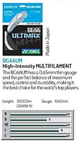 YONEX BG66U High-Intensity Multifilament String (AU)