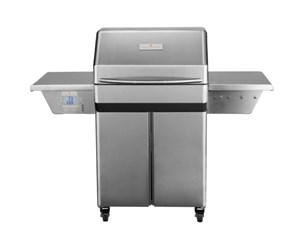 Memphis Pro 28 Inch Pellet Grill On Cart with WIFI (304 STAINLESS STEEL) - Vg0001s (NEW 2018 MODEL)