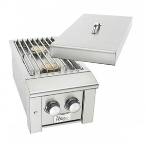 ALTURI LUXURY GRILLS DOUBLE SIDE BURNER ALT-2B