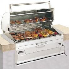 Fire Magic 30 Inch Legacy Built In Charcoal Grill  14-S101C-A