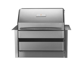 Memphis Pro 28 Inch Built In Pellet Grill With WIFI - Vgb0001s (NEW 2018 MODEL)
