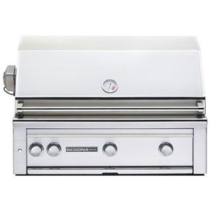 Lynx Sedona 36-Inch Built-In Gas Grill With Rotisserie - L600R