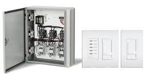 Infratech Universal Management System Panel (3 Relay) For Electric Heater  30-4063