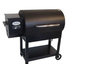 LOUISIANA COUNTRY SMOKER 45.75 INCH Pellet Grill #CS-570