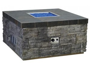 bull outdoor products square fire pit