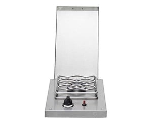 SUMMERSET STAINLESS STEEL SINGLE SIDE BURNER SSSB-1
