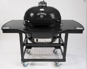 Primo Oval XL 400 Jack Daniel's Edition ON CART BASE #PRM900