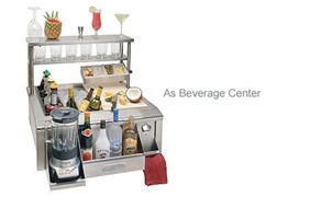 "30"" Alfresco  Sink and Beverage Center - AGBC-30"