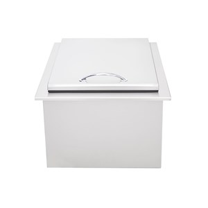 EXCALIBUR STAINLESS STEEL ICE CHEST SMALL #STGIC2