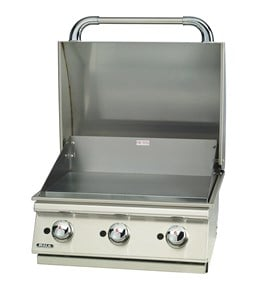 "BULL 24"" Built In Commercial Style Griddle 97009(ng)  WE WILL BEAT ANY PRICE"