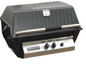 BROILMASTER  Premium Grill Head with Flare Buster Flavor Enhancer Propane P4XF