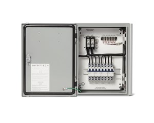 Infratech (3 Relay) Panel For Electric Heater- 30-4053