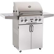 """AMERICAN OUTDOOR GRILL(AOG) 24"""" Portable Grill #24NCL-00SP  """"L"""" Series"""