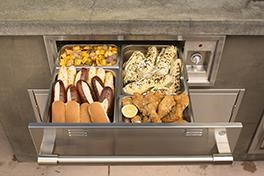 "30"" Alfresco Warming Drawer, Model  -AXEWD30"