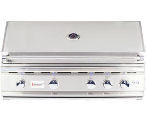 SUMMERSET TRL 38″ Stainless Steel Built-in Gas Grill  TRL38