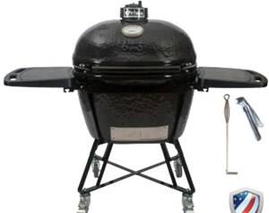 PRIMO OVAL XL 400 ALL-IN-ONE CERAMIC GRILL #PRM7800