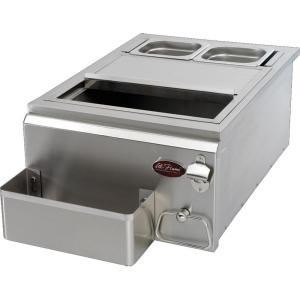 Cal Flame 18 in. Built-in Cocktail Center