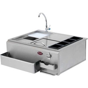 Cal Flame 30 In. Built-In BBQ Bar Center