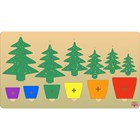 Christmas Tree Sequence Puzzle