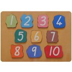 Matching Numbers Puzzle 1-10
