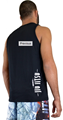 Keiko New World Tank Top- Black
