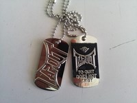Tapout Dog Tag